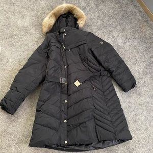 Plus size Michael Kors Puffer coat